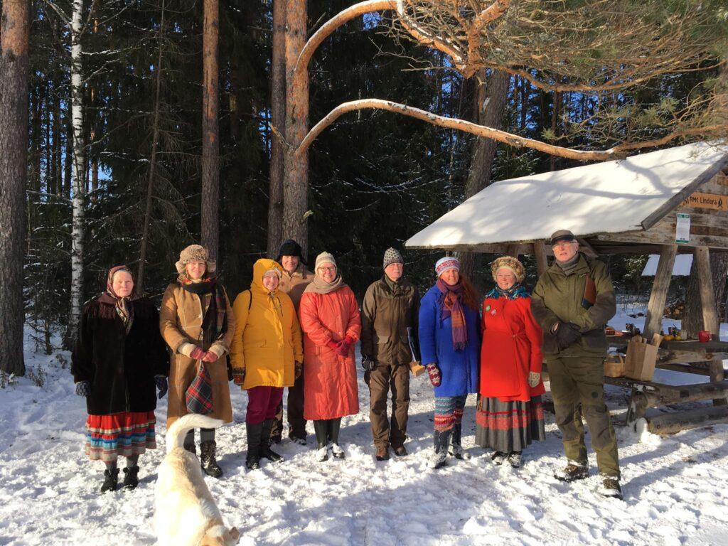 Elagu Kagu-Eesti loodusrahvas!